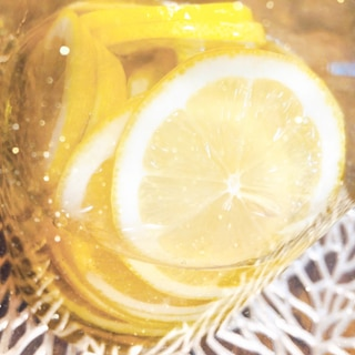 作り置き*はちみつレモン