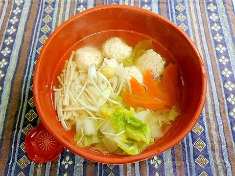 大人が風邪ひいたら飲む生姜スープ