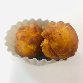 サーターアンダギー風ドーナツ