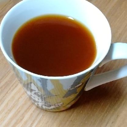 朝のコーヒーに、おいしく頂きました。 ジンジャーティーのコーヒー版も中々いけますねv ごちそうさまでした\(^-^)/