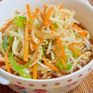 もやしの中華サラダ