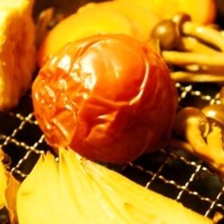 イージースモーカーで作る、野菜たっぷり燻製鍋