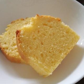 甘さ控えめ、でも美味しい♪パウンドケーキ