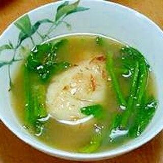 名古屋のシンプルなお雑煮