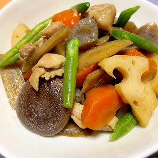定番和食♡筑前煮(炒り鶏)