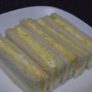 すっごく美味しいタマゴサンド