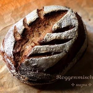 ✤サワー種✤ ロッゲンミッシュブロート