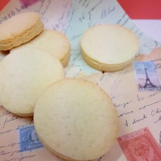子供が喜ぶ(^^)カッテージチーズのクッキー♪