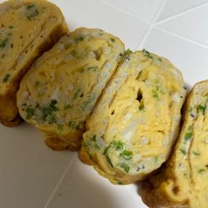 しらす入り卵焼き++