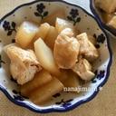 大根と油揚げの簡単な煮物☆