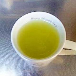 だし入り緑茶