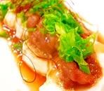 豚肉と豆腐のテンメンジャンダレ