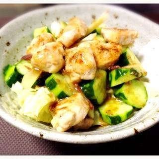 ダイエット☆鶏胸肉サラダ