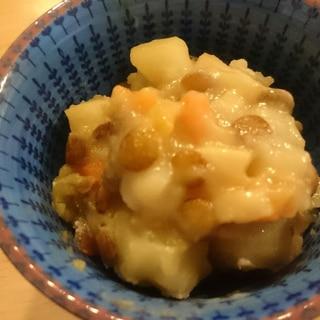 グリーンレンティル(レンズ豆)のココナッツミルク煮