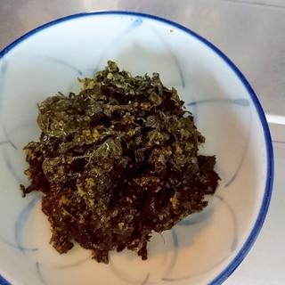 ★山椒の葉の佃煮★