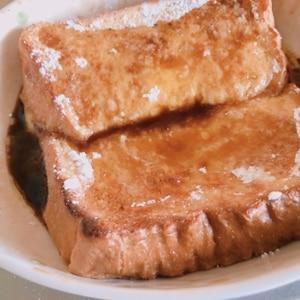 トースターdeアフォガートのフレンチトースト