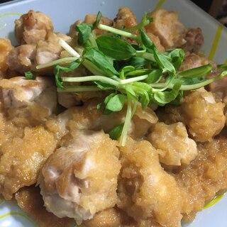 簡単★鶏肉のさっぱりみぞれ煮
