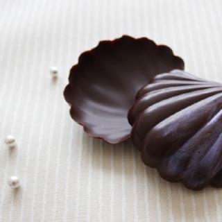 100均アイテムで作る シェルチョコレート