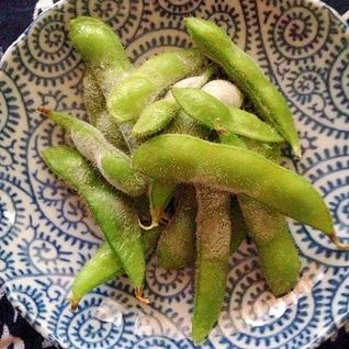 冷凍食品代わりに!枝豆の簡単冷凍方法
