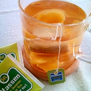 マンゴージャスミン茶