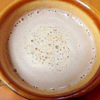 バニラアイス入りシナモンコーヒー(ホット)