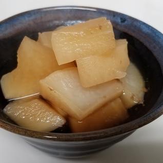 電気圧力鍋使用☆シンプルな大根煮