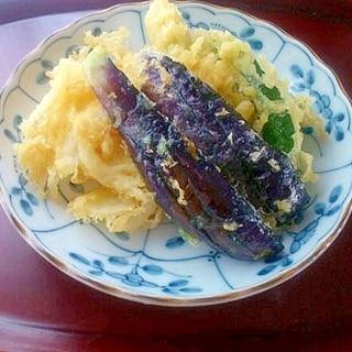 天ぷら粉で簡単に☆夏野菜の天ぷら