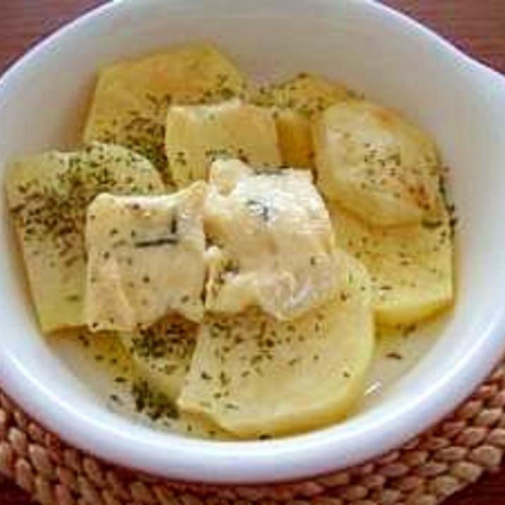 ブルー チーズ レシピ