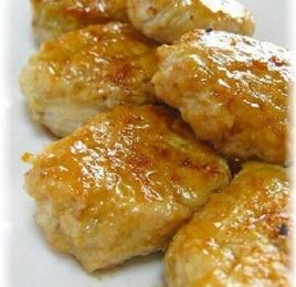 鶏ひき肉のつくね