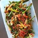 韓国料理:ニラキムチ