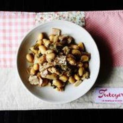 イタリアン五目豆。
