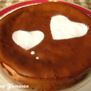 低カロリーだけど濃厚♡チョコチーズケーキ