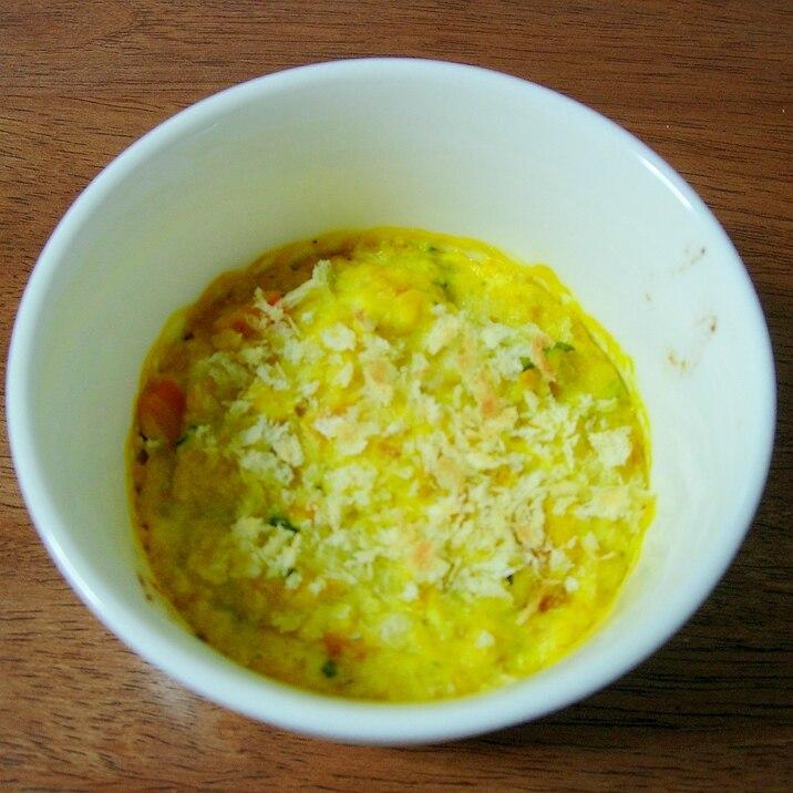 離乳食・幼児食☆かぼちゃ豆腐グラタン