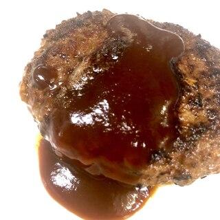 市販品で簡単♪お店の味★基本のデミグラスハンバーグ