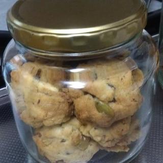 カントリークッキーはバター不使用ザクザクです