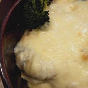 ★牡蠣とブロッコリーのホワイトソースグラタン★