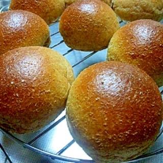 糖質オフ! 基本の丸パン