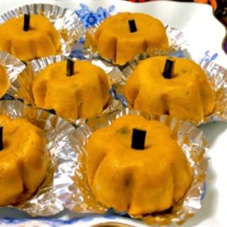 ハロウィン手作りお菓子❤️簡単♬スィートパンプキン