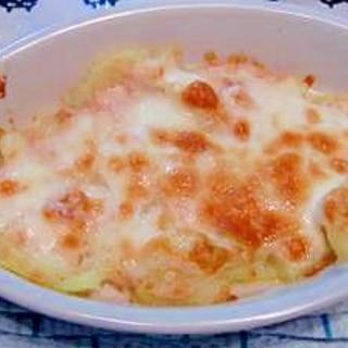 うまうま明太子ポテトチーズ♪