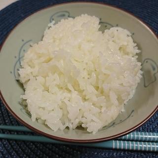 古いお米が美味しくなる炊き方