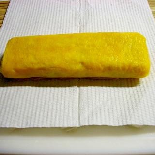 恵方巻用の玉子焼き
