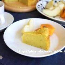 ホントに簡単美味しい!しっとりスイートポテトケーキ