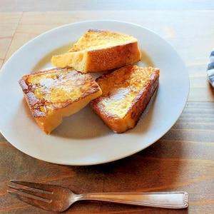豆乳で作る*フレンチトースト