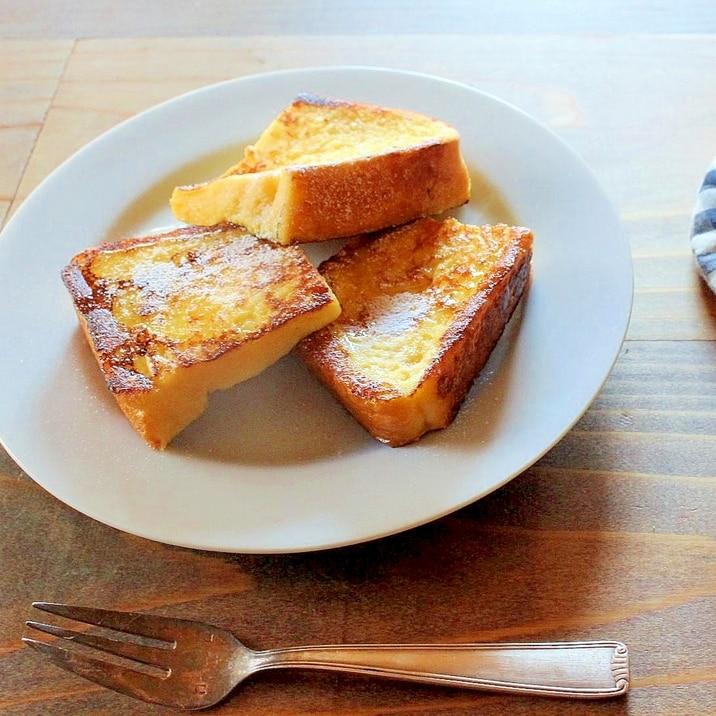 作り方 フレンチトースト 【みんなが作ってる】 フレンチトースト