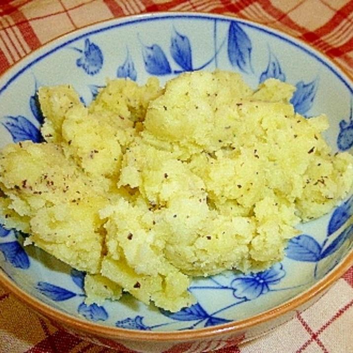 ♡ ゆかり味のポテトサラダ ♡
