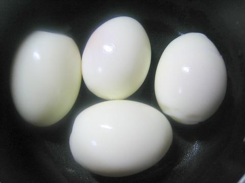 つるっと剥ける卵のゆで方