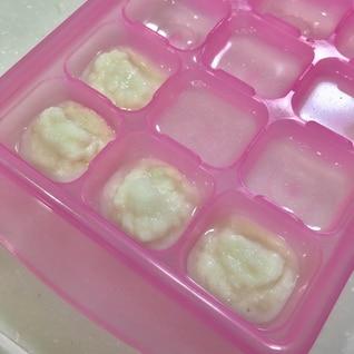 離乳食!!鯛のペースト〜冷凍から解凍まで〜