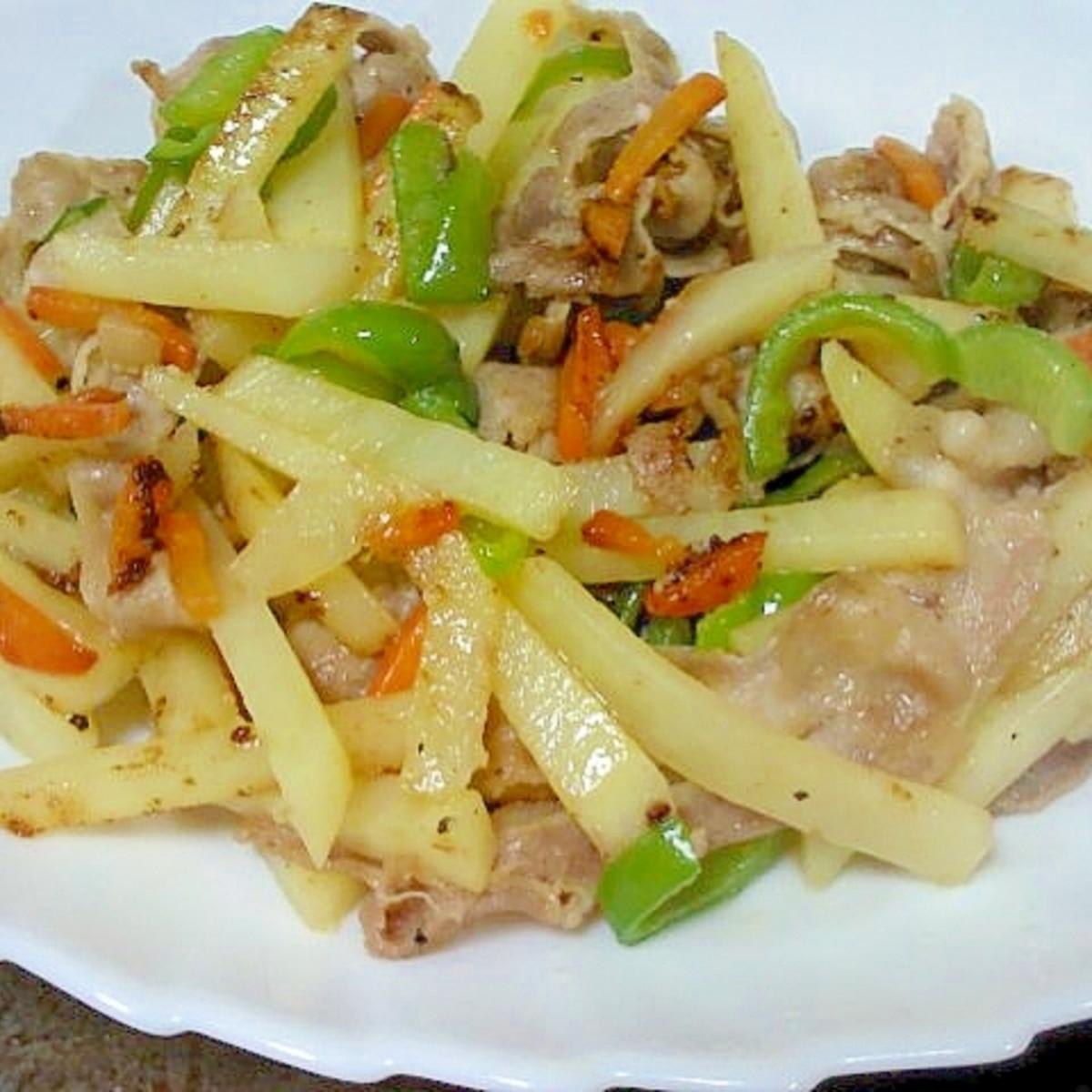 レシピ 野菜 人気 炒め