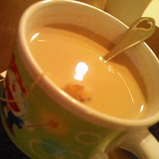 【糖質制限】風邪のときにジンジャーチャイラテ