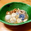 サバ水煮缶と里芋の★簡単煮物★